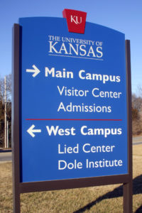 University of Kansas - Lawrence, KS