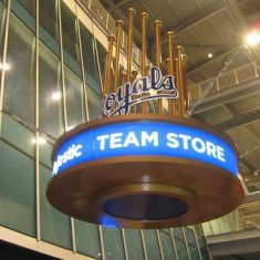 KC Royals Team Store - Kansas City MO