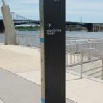 Metro Arch Bike Path - St. Louis, MO