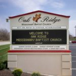 Oak Ridge Missionary Baptist Church - Kansas City, KS